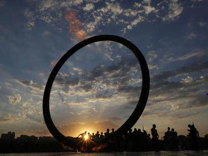 عکس: عکس بازیهای اروپایی باکو در میان 10 عکس برتر رسانه های آمریکایی  / آذربایجان