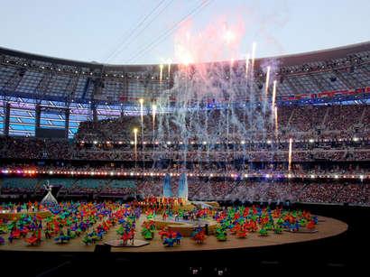 صور: مراسم اغلاق الألعاب الأوربية الأولى فى باكو- تقرير مصور / مجتمع