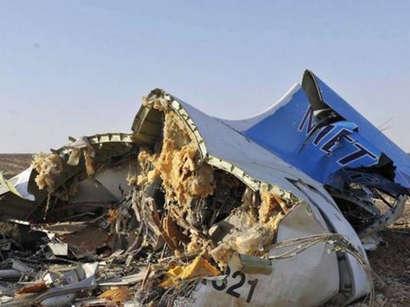 عکس: روسیه: بمب دست ساز عامل سقوط هوپیما در مصر بوده است  / روسیه