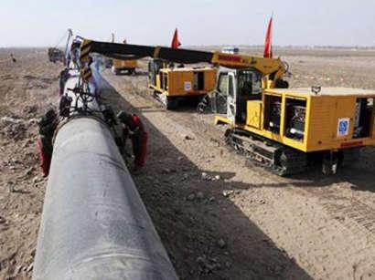 Envoy: Turkey ready to send Turkmen gas to European markets