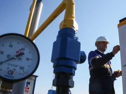 عکس: گازپروم روسیه دوباره تولید خود را کاهش می دهد / انرژی