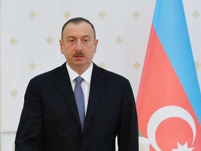عکس: ابراز همدردی رئیس جمهوری آذربایجان با ایران در پی حادثه تروریستی / ایران