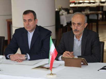 عکس: اتصال ریلی ایران و آذربایجان از طریق نخجوان  / اخبار تجاری و اقتصادی