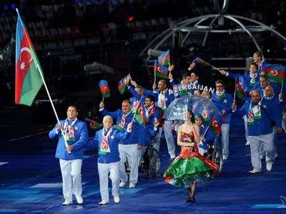عکس: آیین افتتاح بازیهای همبستگی کشورهای اسلامی / آذربایجان