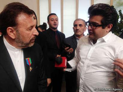 عکس: آذربایجان وام 500 میلیون دلاری برای خط آهن ایران می دهد (اختصاصی) / ایران