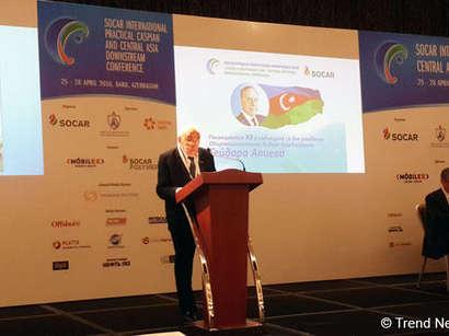 عکس: تولید گاز جمهوری آذربایجان افزایش یافت / آذربایجان