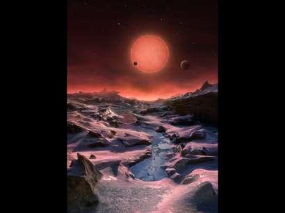 عکس: کشف سه سیاره قابل سکونت شبیه زمین   / آمریکا