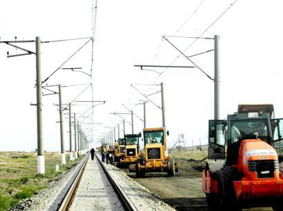 عکس: آذربایجان در راهآهن ایران سرمایهگذاری میکند / اخبار تجاری و اقتصادی