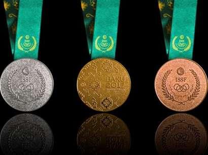 عکس: پایان بازیهای اسلامی، آذربایجان صدرنشین، ایران در جایگاه سوم / ایران