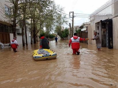 عکس: امدادرسانی به بیش از ۲۰۴ هزار نفر در کشور / آخرین جزییات امدادرسانی به سیلزدگان / حوادث