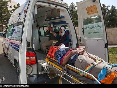عکس: آمار مصدومین و فوتیهای سوانح جوی در نوروز ۹۸ اعلام شد / حوادث