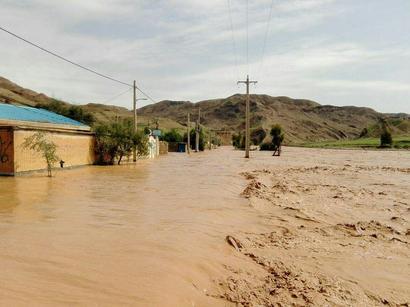 عکس: دستور تخلیه شهر شیبان / حوادث