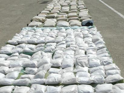 عکس: کشف ۱۸ تن انواع مواد مخدر و روانگردان ظرف یک هفته   / اجتماعی