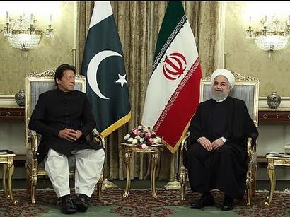 عکس: روحانی: ایران آماده تامین نیازهای نفت و گاز پاکستان است / انرژی