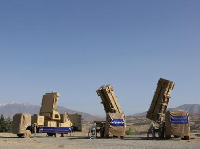 """عکس: سامانه سلاح پدافند هوایی پیشرفته """" 15 خرداد"""" رونمائی شد   / ایران"""