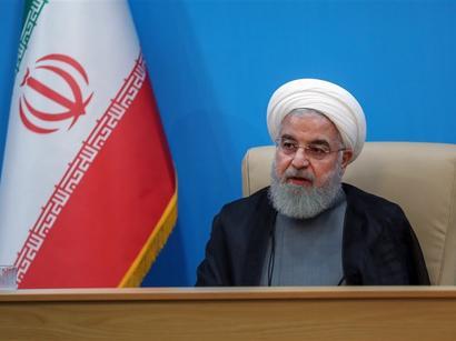عکس: رییس جمهور ایران: هر ساعتی که به برجام بازگردند، ما هم بازمی گردیم / سیاست