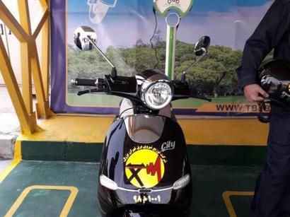 عکس: طرح موتورسیکلتهای برقی در ایران رونمایی شد   / انرژی