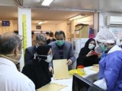 عکس: تعداد مبتلایان قطعی کرونا در ایران به ۸۰۴۲ نفر رسید   / اجتماعی