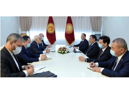 عکس: آمادگی ایران برگزاری اجلاس سیزدهم کمیسیون مشترک همکاری های اقتصادی بین ایران و قرقیزستان   / سیاست