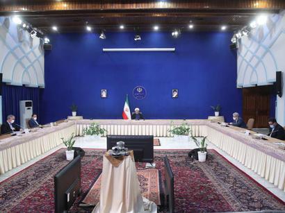 عکس: روحانی: کارهای سرمایه گذار باید در  ۴۸ ساعت انجام شود   / اجتماعی