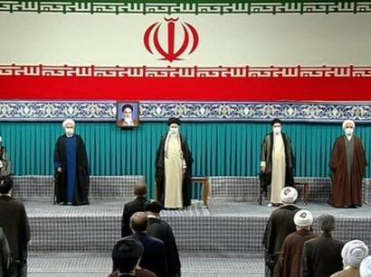 عکس: رئیس جمهور جدید ایران تنفیذ شد   / سیاست