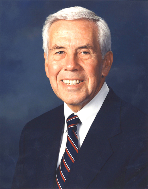 a biography of richard lugar an american politician and member of the republican party