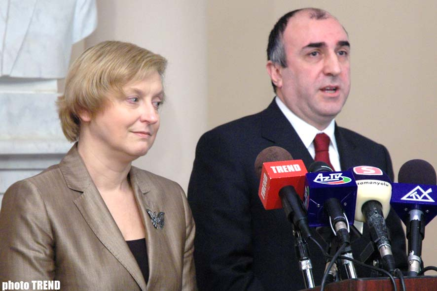 Poland's Minister of Foreign Affairs Satisfied with Negotiations in   Azerbaijan