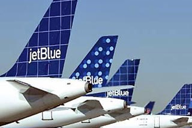 jet blue and west jet