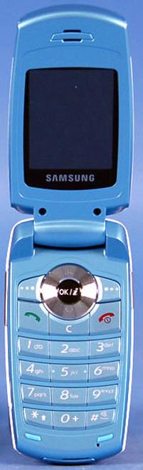 "Samsung SGH-E110: очередная недорогая ""раскладушка"" с MP3 плеером"