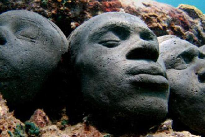 Парк утопленников Карибского моря