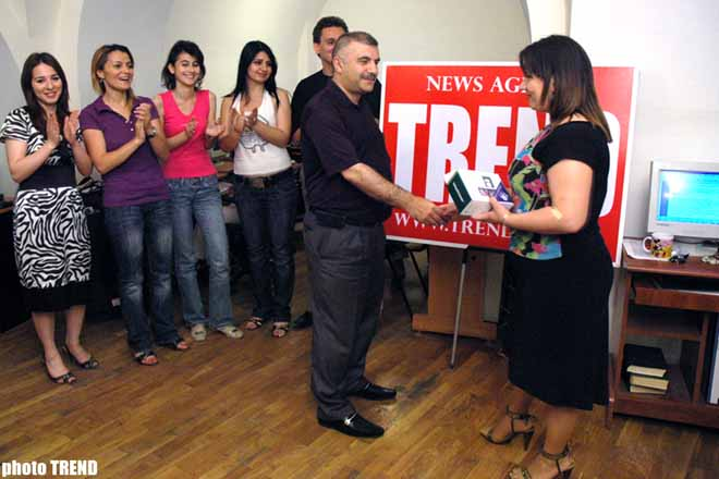 Second Winner of Contest Organized by Trend News Agency Announced (video)
