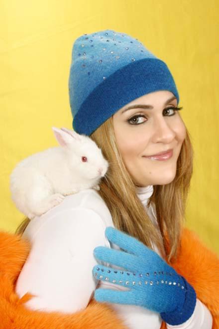 Я никогда не была больна эфиром – азербайджанская певица Хатун (фотосессия)