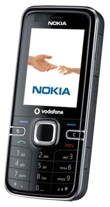 Nokia 6124 classic: смартфон для работы в интернете