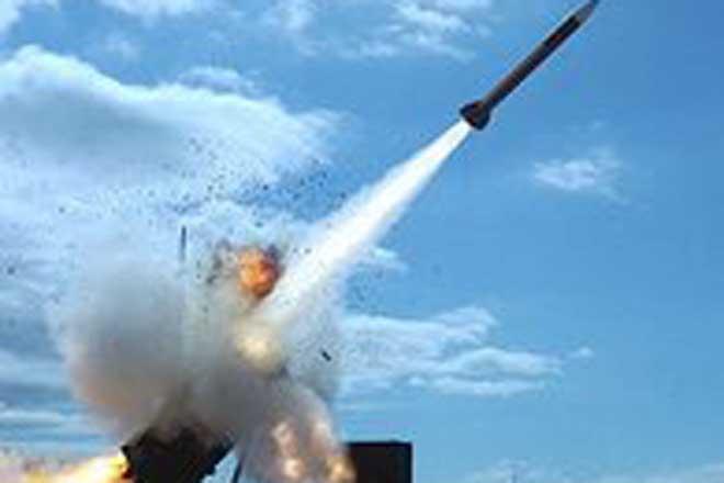 KXDR tərəfindən buraxılan raket Sakit okeana düşüb