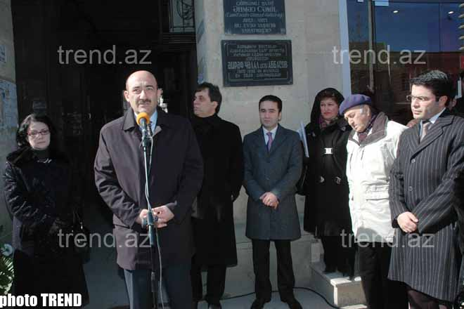 Сулейман Алескеров был личностью – министр культуры и туризма Азербайджана Абульфас Гараев