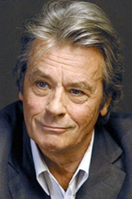 French actor Alain Delon, 76, hospitalised in Paris