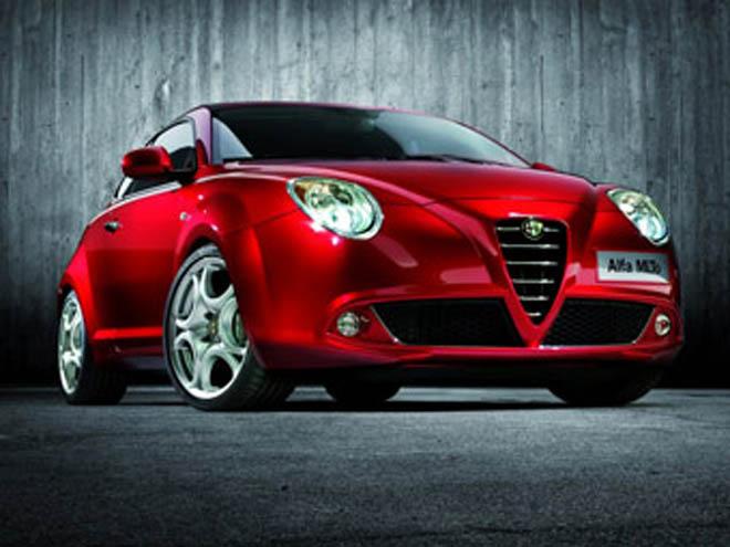 Alfa Romeo представила новый компактный хэтчбек Mi.To