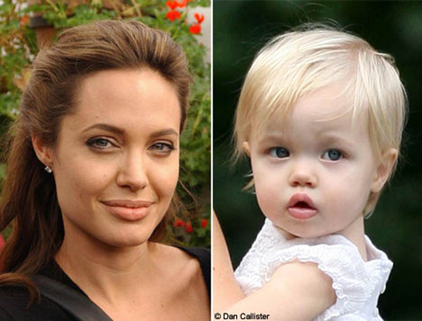 Angelina Jolie My Mother Was A Lion
