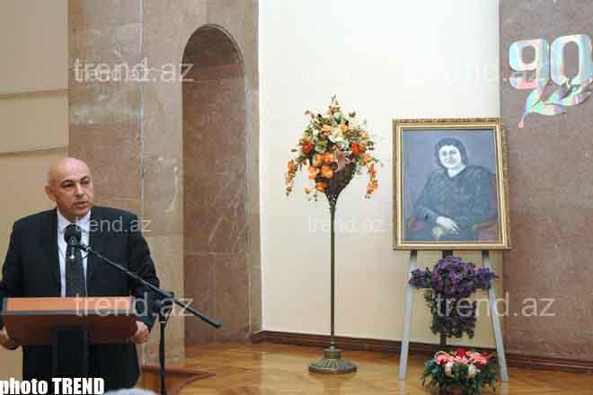 Хавер ханум жила с именем Самеда Вургуна – директор дома-музея Самеда Вургуна Айбениз Векилова