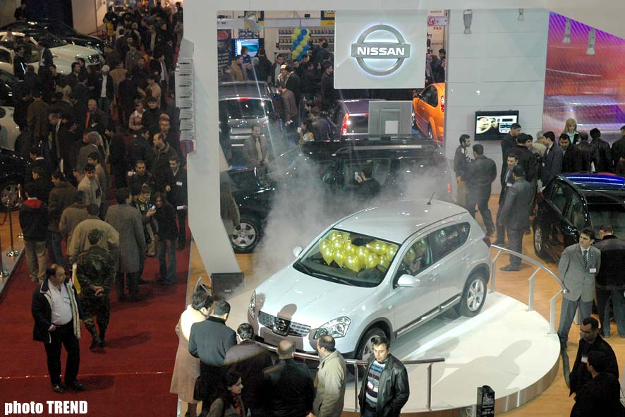 Great Demand for Cars Noted in   Azerbaijan