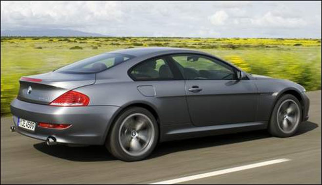 BMW brushes up 6 Series