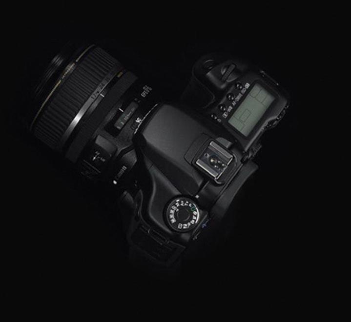 Canon готовит замену DSLR-камере 30D
