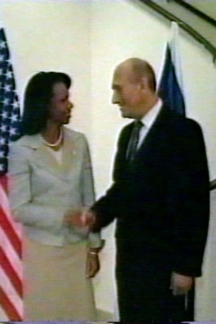 К.Райс: Израиль и США не упустят уникальную возможность решения палестино-израильского конфликта (видео)