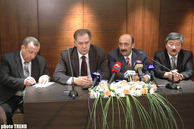 Protocol on Intentions Signed for Co-operation with Regard to Museum Affairs between Azerbaijan & Russia