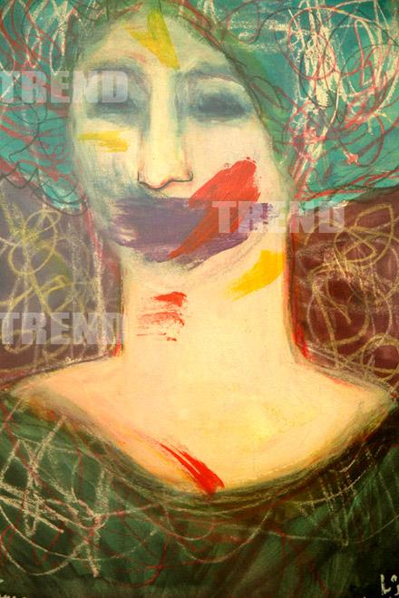 Открылась выставка кувейтской художницы