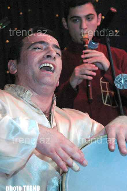 Состоялся пятый международный Бакинский фестиваль джазовых барабанщиков - фотосессия