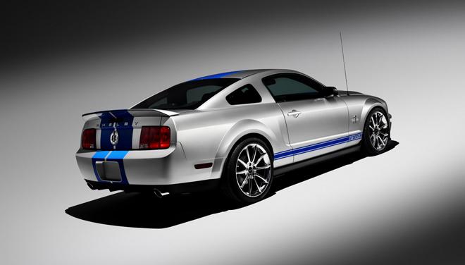 2008 Ford Mustang Shelby Cobra GT500KR revealed