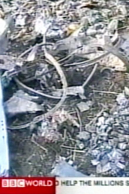 Грузия обвинила ВВС России в бомбардировке своей территории (видео)