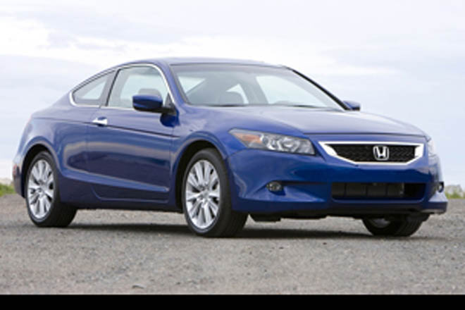 Honda представила новое поколение модели Accord