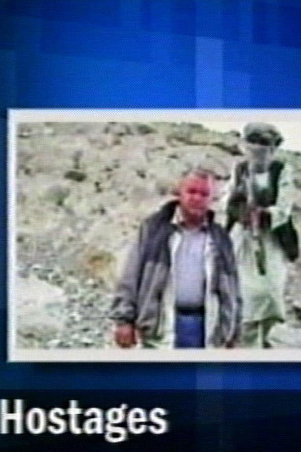 Al-Jazeera airs video of German hostage (video)